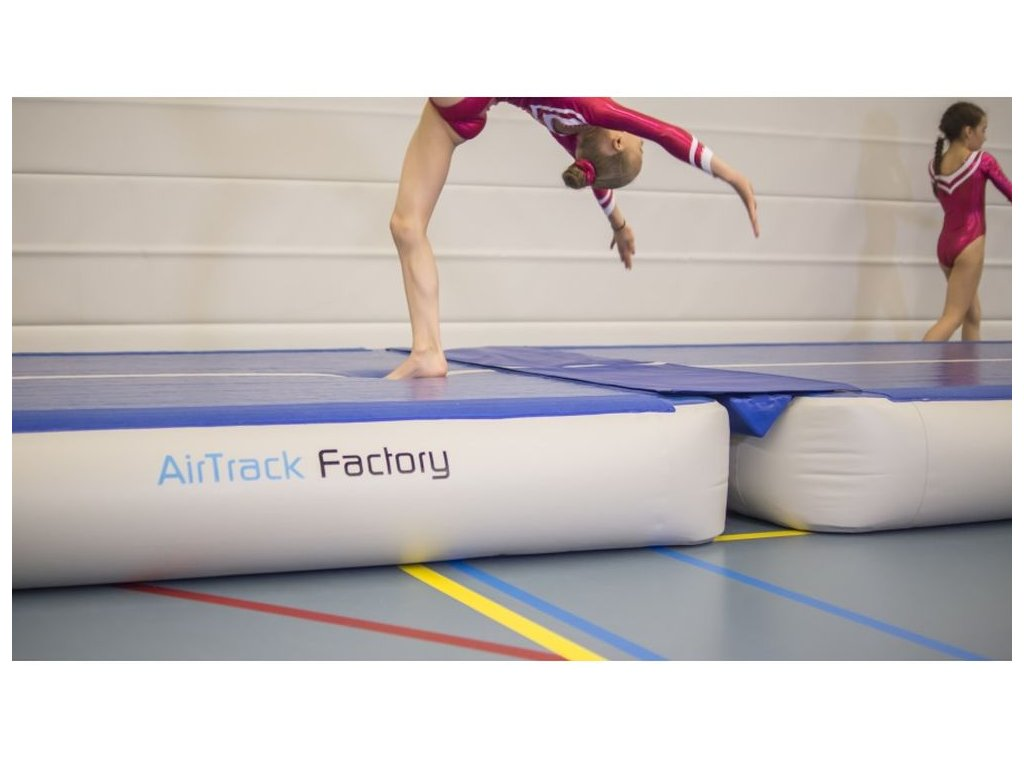 Details about  /3//4//5//6M 20cm Air Gymnastics Track Tumbling Aufblasbare Matte mit Elektropumpe
