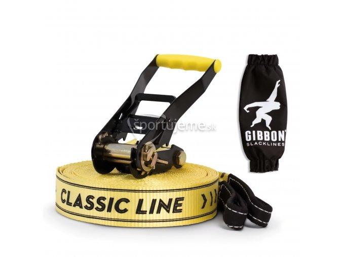 Gibbon® Slackline Classic X13 15m