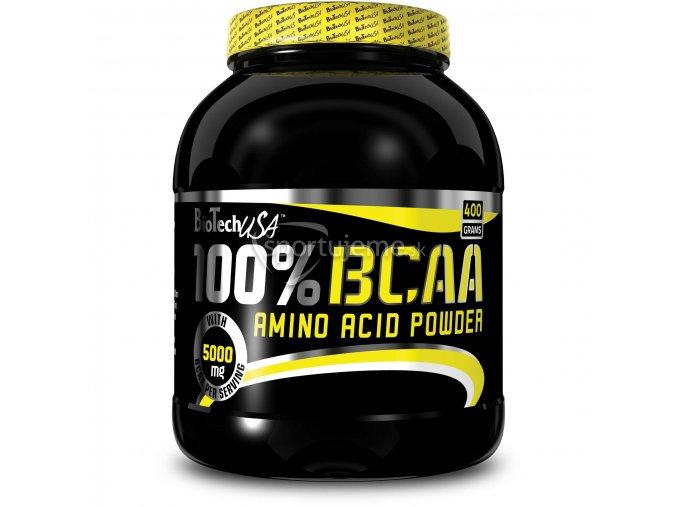 BioTech USA 100 % BCAA 400g