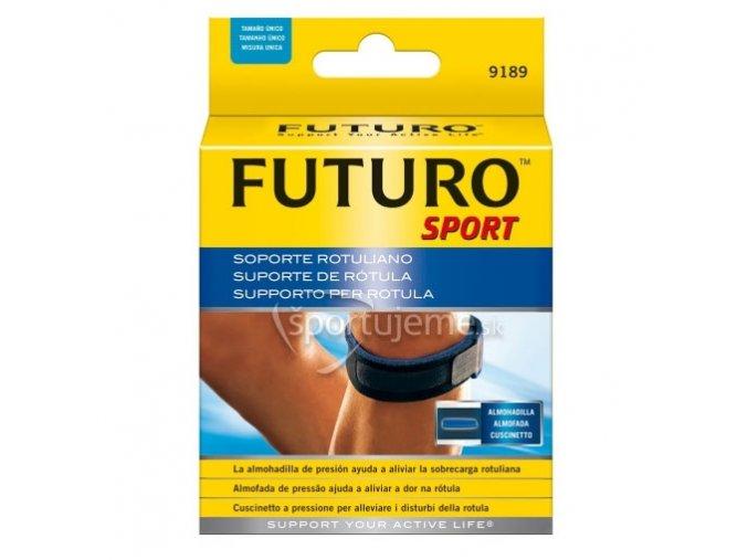 3M Futuro Nastaviteľný popruh na koleno - Sport