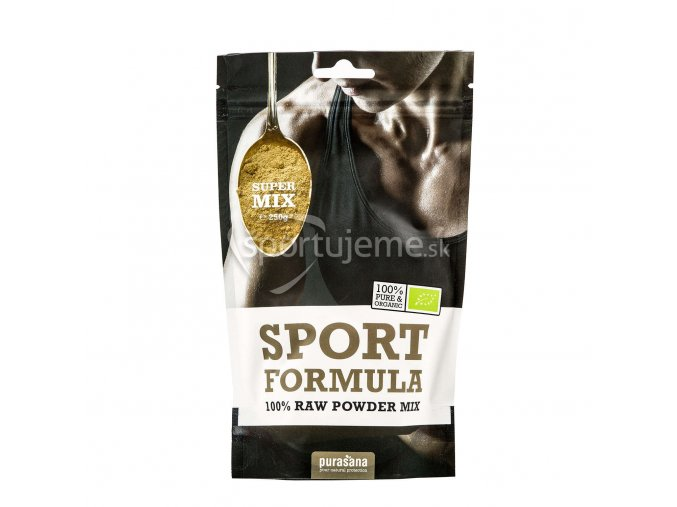 Purasana Sport Mix BIO RAW 250g