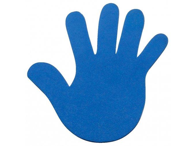 podlahove znacky ruka podra