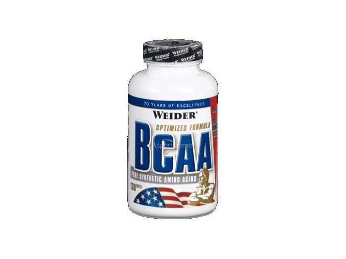 Weider All Free Form BCAA 130tbl
