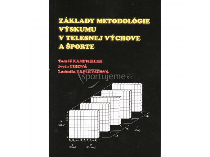 Základy metodológie výskumu v telesnej výchove a športe