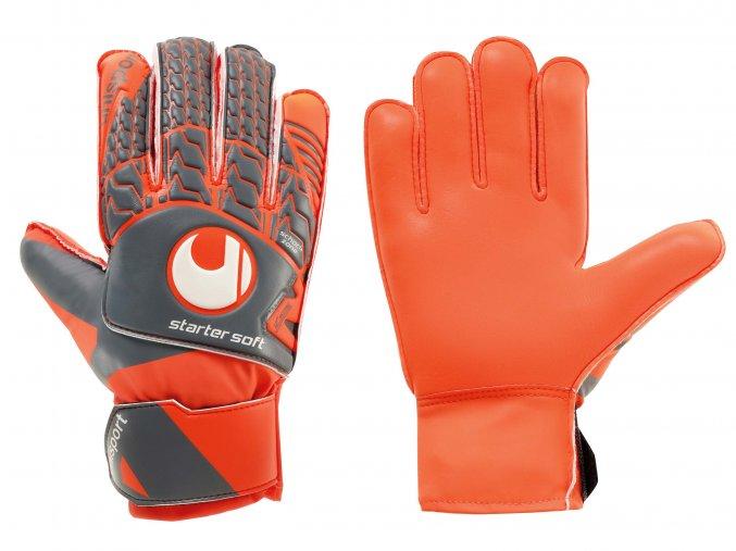 brankarske rukavice futbal
