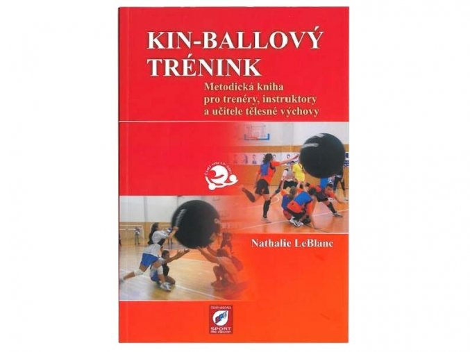 kin ballovy trening kniha