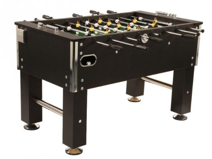black soccer futbalovy stol 1