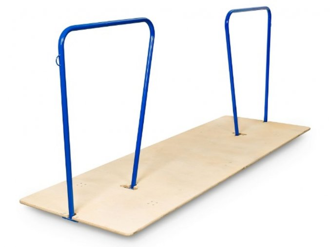 sport thieme nizkoplosinovy vozik s platformou 1