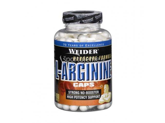 Weider L-Arginine Caps 100 kaps