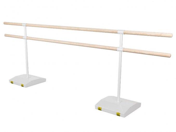 prenosna konstrukcia s baletnymi tycami 1