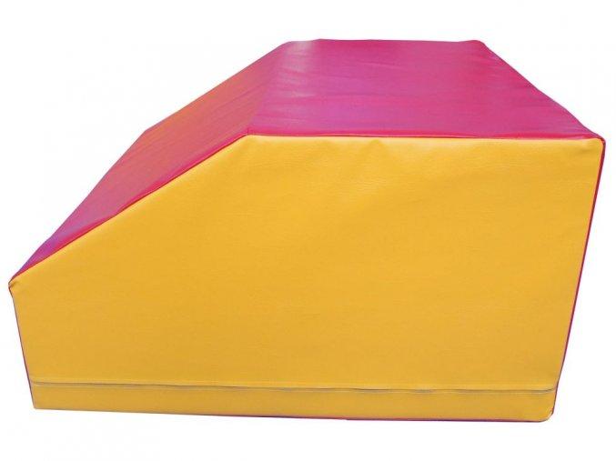 Gymnasticky kvader s ukosom 1