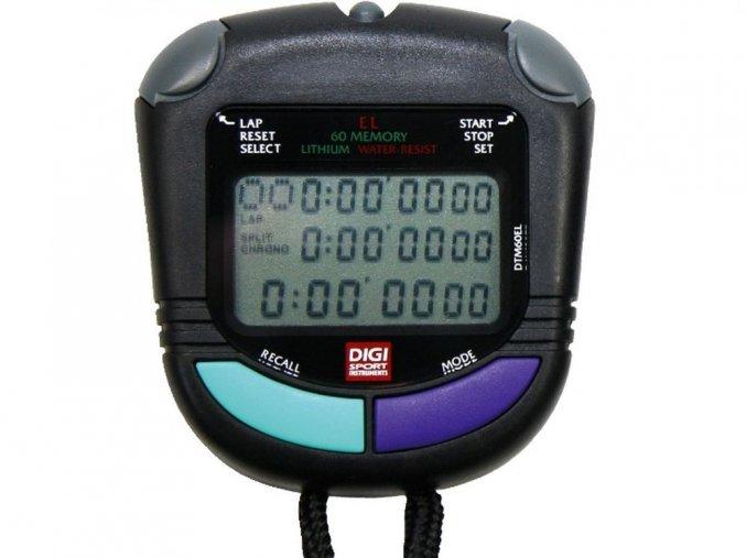 DIGI PC 91 EL stopky 60 Memory 1