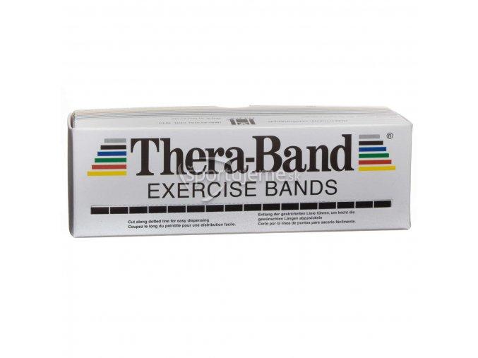 Thera-Band ČIERNY (stupeň 6) 5,5 m