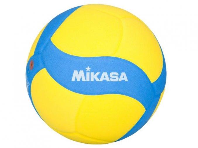 Mikasa VS170W Y BL volejbalova lopta pre zaciatocnikov 1