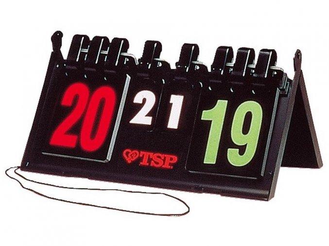 TSP pocitadlo stavu pre stolny tenis 1