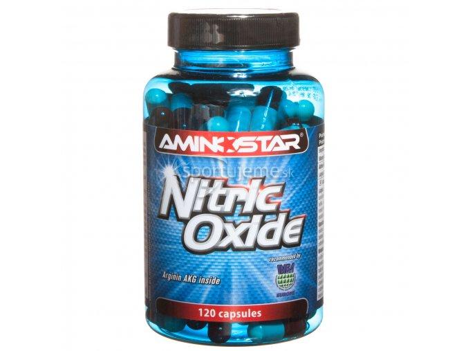Aminostar Nitric Oxide 120kaps