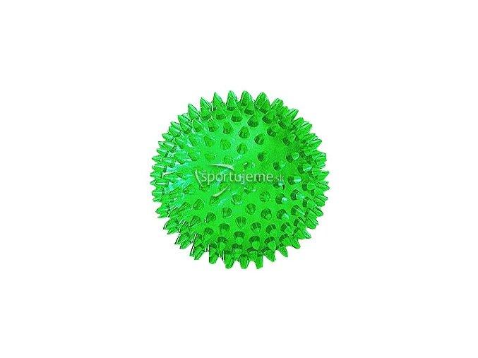 Ledraplastic Akupresúrna loptička Reflexball 8cm zelená