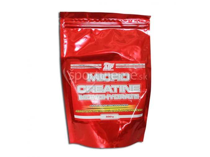 ATP Creatine Monohydrate 100% 500g