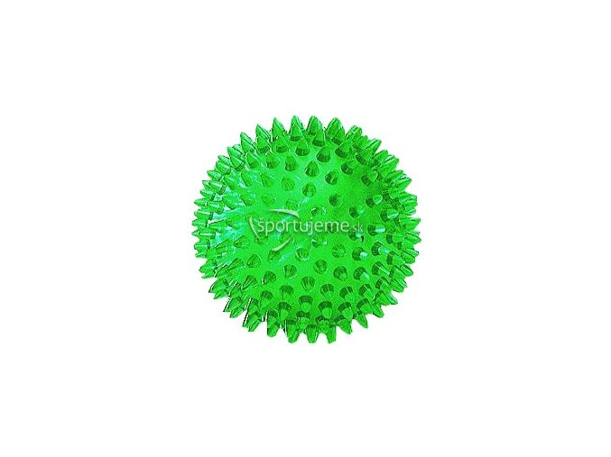 Ledraplastic Akupresúrna loptička Reflexball 10cm zelená