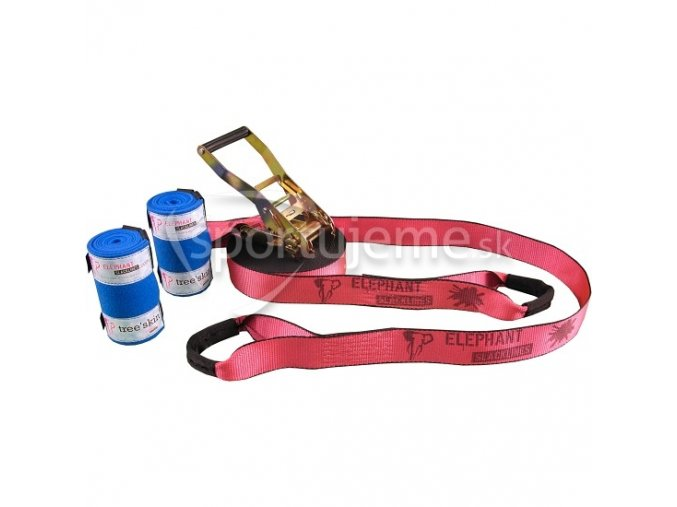 Elephant® Slackline Rookie Flash´line Set