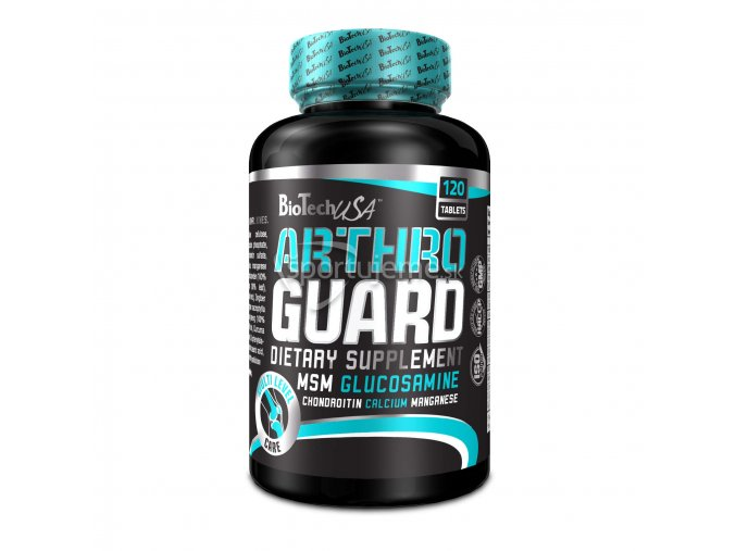 BioTech USA Arthro Guard Gold 120tbl