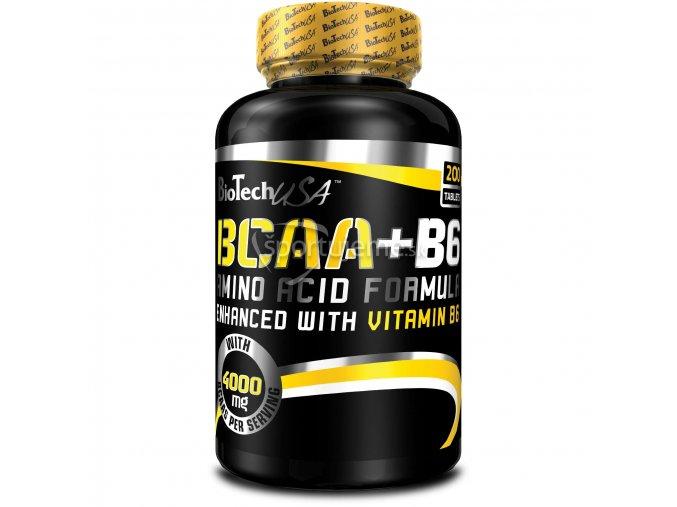 Biotech USA BCAA + B6 200tbl