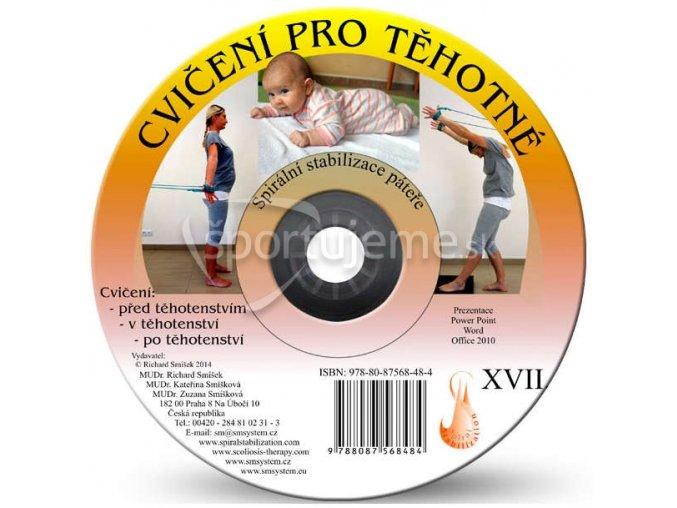 SM Systém CD cvičenie pre tehotné