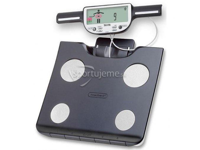Tanita Osobná digitálna váha BC 601 so slotom pre SD kartu