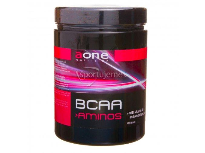 AONE BCAA AMINOS 500tbl