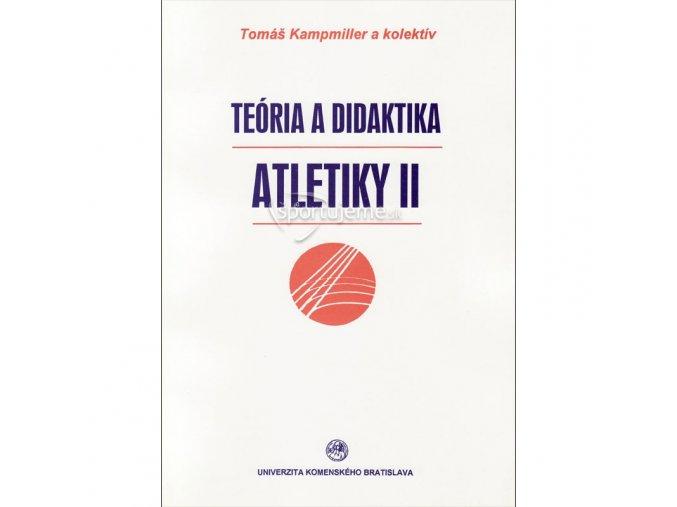 Teória a didaktika atletiky II