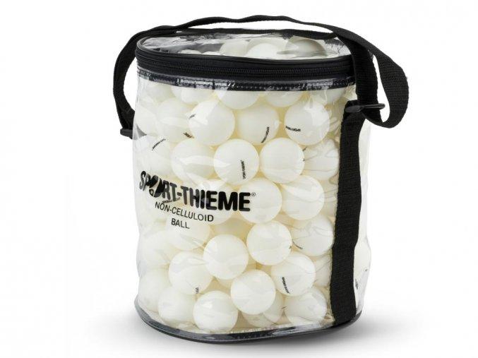stolny tenis lopticky biele