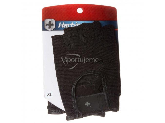 Harbinger Rukavice Power 155 čierne