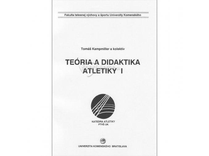 Teória a didaktika atletiky 1