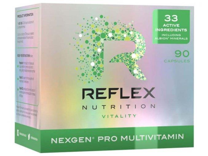 Reflex  Nutrition Nexgen® PRO 90 kaps