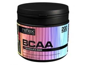 Reflex Nutrition BCAA 200kaps