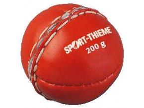 Sport-Thieme Kriketová lopta 200g, priemer 7,6cm
