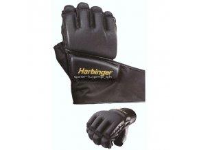 Harbinger Rukavice pytlovky WristWrap na vrece 320 čierne