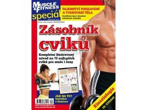 MUSCLE a FITNESS  Zásobník cvikov – Kineziológia