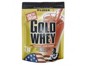 Weider Gold Whey Protein 2000g