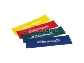 Thera-Band latexová slučka 7,6 x 20,5cm