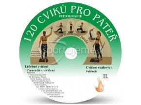 SM Systém CD 120 cvikov pre chrbticu