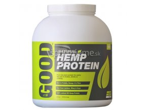 Good Hemp Nutriton Protein Natural Raw 2.5kg