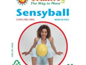 Ledraplastic SezyBall - Akumpresúrna lopta 28 cm