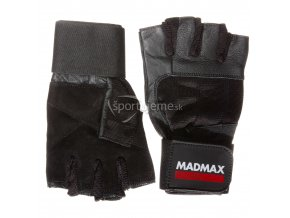 Mad Max Rukavice Professional Exclusive MFG-269 čierne