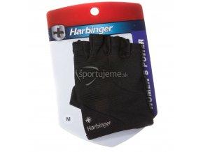 Harbinger Dámske Rukavice Power 154 čierne