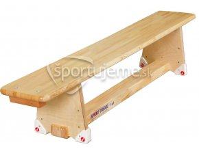 Sport-Thieme Gymnastiká lavička 1,5m