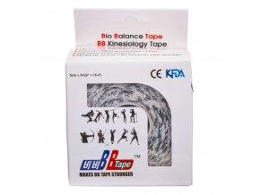 BB Tape Kineziologický tejp s dizajnom maskovania