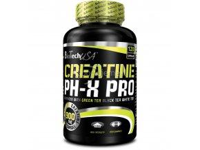 Biotech USA Creatine pH-X PRO 120kaps