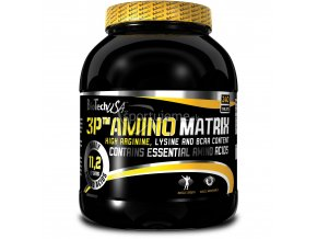 BioTech USA 3P AMINO MATRIX 240tbl