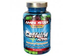 Aminostar Caffeine Active 90tbl